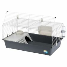 Rabbit Cage Guinea Pig Accessories Starter Dwarf Small Animals Easy Open Safe