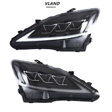 For 2006-2013 Lexus IS 250 350 ISF LED Headlights Assembly