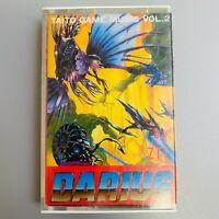 Rare TAITO Game Music Vol.2 Soundtrack Darius  Zuntata Retro NES Cassette Tape