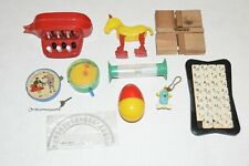 Lot Vintage Toy Game Takitapart Silly Putty Magnus Keymonica Franco Keiler old