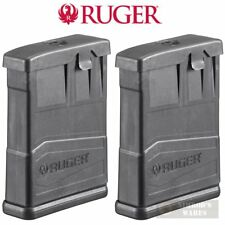 TWO Ruger PRECISION / SCOUT Rifle .308 WIN 10 Round MAGAZINES AI-Style 90563