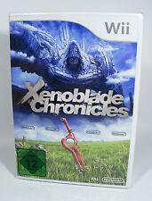 Xenoblade Chronicles per Nintendo Wii Gioco nuovo in pellicola UE-versione