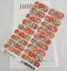 Jamberry December Host Exclusive 0916 HR201612 Nail Wrap Full Sheet