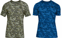 Men's Under Armour T-Shirt Sportstyle AOP Tee Camo Design Printed 1305671