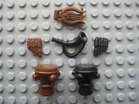 Custom ANCIENT INSTRUMENT LOT for Lego Minifigures Lyre, Pipes, Drum, Horn 6 PCS