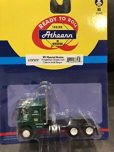 Athearn Freightliner Truck Burlington Northern BN Materials 1/87 HO Tractor