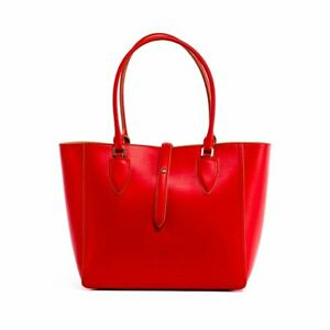 TOSCA BLU MADE IN ITALY 100 % GENUINE LEATHER TOTE