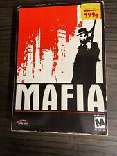 Mafia (2002) PC Game. 3 Discs In Box.