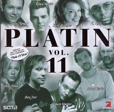 Platino (2001) 11: Uncle Kracker, Dante Thomas, bon jovi, eric clapton, [doble-CD]