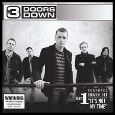 3 DOORS DOWN - SELF TITLED CD ~ IT'S NOT MY TIME +++ ( THREE ) *NEW*