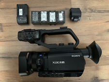 Sony PXW-X70 Camcorder W/ 4K Upgrade