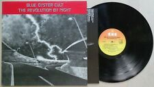 Blue Oyster CultThe Revolution by NightCBS 25686UK original LP + Insert (69)