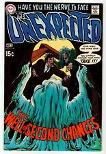 DC - THE UNEXPECTED #114 - Adams Cover - VG Sept 1969 Vintage Comic