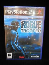 Rogue Trooper para playstation2 Nuevo  y precintadoPal