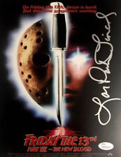 Lar Park Lincoln Signed Autograph 8x10 Photo Friday the 13th Picture JSA