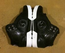 DVS Aces High Size 12 Black MFM BMX DC MOTO Skate Shoes Marc Frank Montoya $88