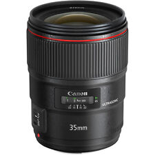 Canon EF 35mm F/1.4 L II USM Lens Brand New With Shop Agsbeagle