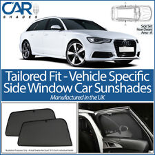 Audi A6 Avant 5dr 11-18 CAR SHADES UK TAILORED UV SIDE WINDOW SUN BLINDS PRIVACY