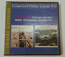 Laurindo Almeida Plays For A Man And A Woman Broadway Hits Reel to Reel Music