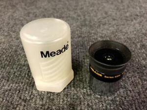 """Meade Series 4000 9.7mm 1.25"""" Super Plossl Telescope Eyepiece"""