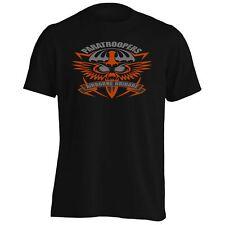 Brigada de paracaidistas en el aire para Hombres Camiseta/Camiseta sin mangas ee948m