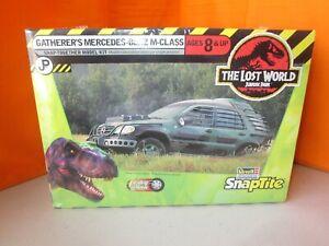 Revell Jurassic Park Gatherer's Mercedes Benz M-Class Model Kit 1:25 SEALED