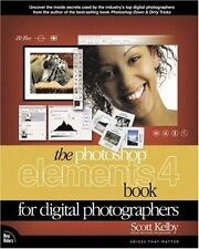 The Photoshop Elements 4 Book for Digital Photogra