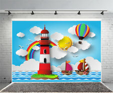5x3ft Vinyl Photo Backdrops Children'S Colorful World Photography Background