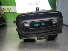 Dodge Ram Jeep Overhead Console Computer Temperature Compass Navigation 5266173
