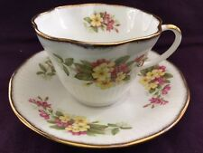 Royal Minister Cup and Saucer.-A374