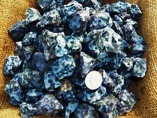 3000 Carat Lots of Indigo Gabbro Rough - Plus a FREE Faceted Gemstone