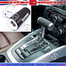 Gear Shift Knob Car Universal Manual and Automatic Shifter Lever Stick Aluminum