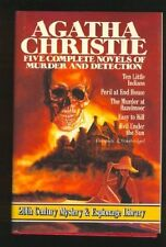 Five Complete Novels of Murder and Detection