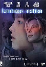 Luminous Motion (DVD, 2001) Film By Bette Gordon w/Deborah Cara Unger