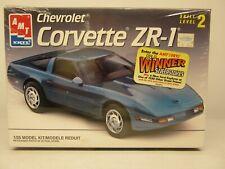 Amt/Ertl #8609, Corvette Zr-1, Chevrolet, 1:25 Scale