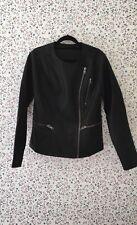 women's Biker Jacket Brand New Jacket By TKmaxx Size 12.