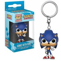 Sonic the Hedgehog Pocket Pop! Figure Keychain Free Shipping-Free Returns!