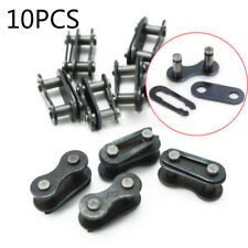 10x MTB Bicycle Chain Master Link Joint Connector Single Speed Quick Clips Kit