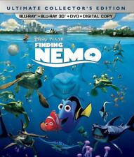 Finding Nemo 3D Blu-ray,Blu-ray B/ Disc + Digital Cod 5 Disc Ultimate Collection