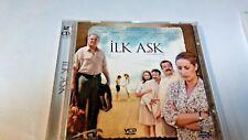 ilk ask 2 disk VCD TURKCE TURKISH romance drama