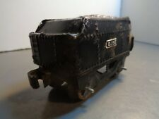 VINTAGE O GAUGE COAL TENDER, SHEET METAL MADE IN JAPAN     5-66-5