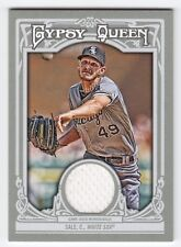 2013 Topps Gypsy Queen Relic - Jersey - #GQR-CS - Chris Sale - White Sox