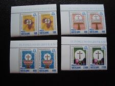 VATICAN - timbre yvert et tellier n° 779 a 782 x2 n** (Z14) stamp