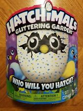 Hatchimals Glittering Garden Sparkly Pengualas or Shimmering Draggles New Sealed