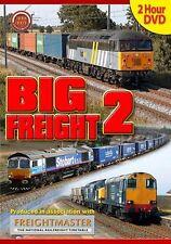 Big Freight 2 -  trains - Diesel Railway DVDs