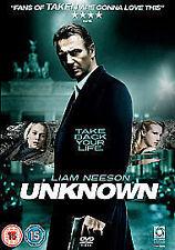 Unknown [DVD], in Good Condition, January Jones, Diane Kruger, Liam Neeson, Jaum