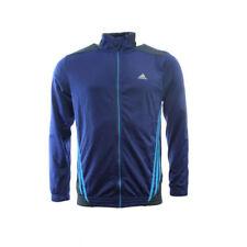 adidas Regular Length Zip Neck Hoodies & Sweatshirts for Men