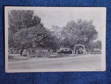 Porterville CA/Cottonwood Auto Court & Trailer Park/Trailers/Printed Photo PC