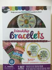 Friendship Bracelet Kit Make Your Own Personalized Bracelets with Your Friends
