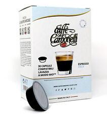 480 Capsule Caffè Carbonelli compatibili Lavazza a modo mio - Decaffeinato